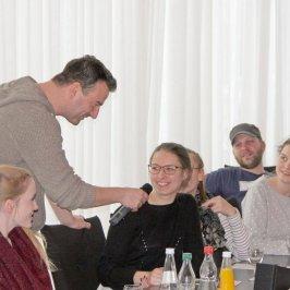 Landesvertretung: Jugendliche mit guten Ideen für ein besseres Netz
